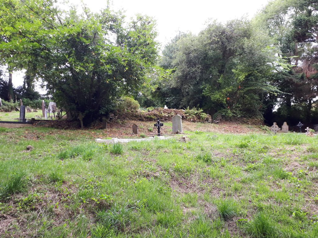Carrig Church Graveyard